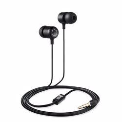 Zoook Bass Monster 110 Metallic HD Earphones with Xbass & Mic - Black preview