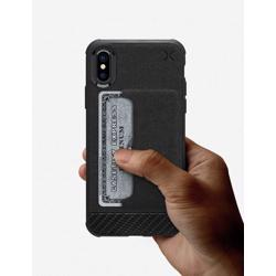 CASETIFY Essential Woven Pocket for iPhone XS/X