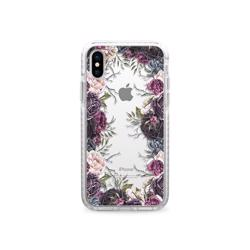 CASETIFY iPhone XS/X Impact Case Dark Floral