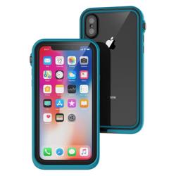 CATALYST Waterproof Case for iPhone X Teal