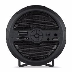 Zoook Disco Dancer Bluetooth Speaker with LED Lights Disco Dancer - Black+Blue preview