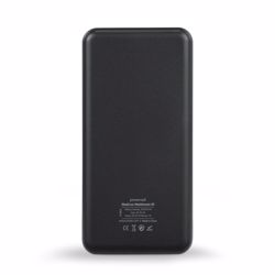 Zoook ZP PB25KA Mobilemate25 Mobile Portable Charger 25,000mAh Dual USB Rapid Charging Ports, Polymer - Black preview