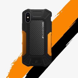 ELEMENT CASE Formula For iPhone XS/X Black/Orange