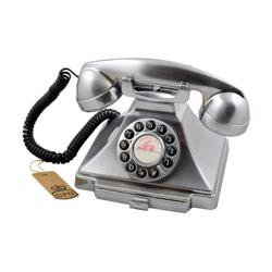 GPO Telephone Carrington Chrome