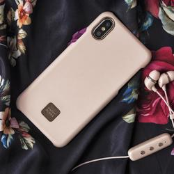HAPPY PLUGS Slim Case for iPhone XS/X Nude