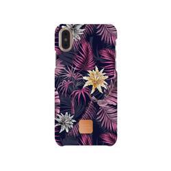 HAPPY PLUGS Slim Case for iPhone XS/X Hawaiian Nights