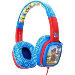 HEDRAVE Wired Pap Patrol Card Headphones Blue