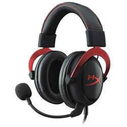 HYPER-X PC Gaming Headset Cloud II - Red