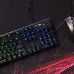 HYPER-X Keyboard Alloy FPS RGB - Silver Speed