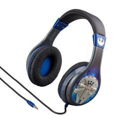 iHOME Kiddesigns Over-Ear Headphone Volume Limited With 3 Settings Starwars