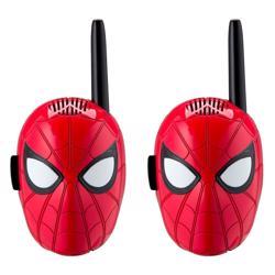 iHOME Kiddesigns Mid Range Walkie Talkies Spiderman