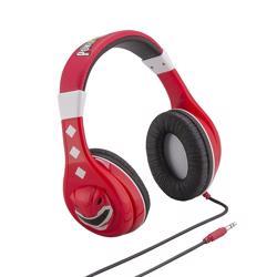 iHOME Kiddesigns Over-Ear Headphone Volume Limited With 3 Settings Rangers