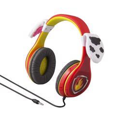 iHOME Kiddesigns Marshall Headphones Volume Limited With 3 Settings - Paw Patrol