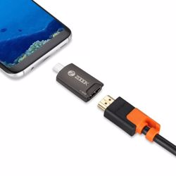 Zoook C HD4K Type C to HDMI Adapter - Grey preview