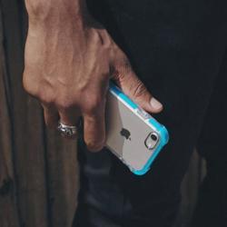 INCIPIO Reprieve TechSport Protective Case for iPhone 8 / 7 Blue