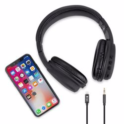 Zoook ZF L2MA Lightning to Aux male Connector Cable, Works with iPhone,iPad,iPhone - Black preview