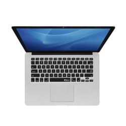KB COVERS Keyboard Cover for MacBook Air 2018 Black