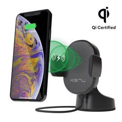KENU Airbase Wireless Charging Suction Mount