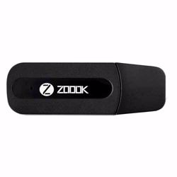Zoook Bluetooth Audio Adapter for CAR and other home audio - Black preview