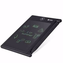 "Zoook 8.5"" Rewritable LCD Pad with Stylus - Black preview"