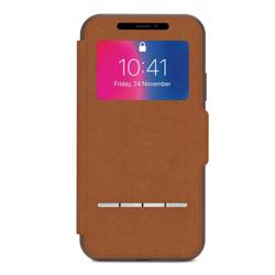 MOSHI Sensecover Caramel Brown for iPhone XS/X