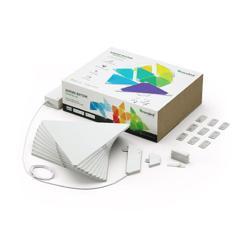NANOLEAF Light Panels Smarter Kit Rhythm Edition (9 panels + 1 controller)