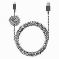 NATIVE UNION Night Cable KV Type-A To Type-C 3M Zebra