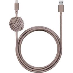 NATIVE UNION Night Cable KV Type-A To Type-C 3M Taupe