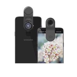 OLLOCLIP Multi-Device Clip with Wide-Angle + Macro Intro Lenses