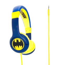 OTL On Ear Junior Headphone Batman Caped Crusader