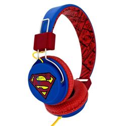 OTL Superman Man Of Steel On-Ear Headphones