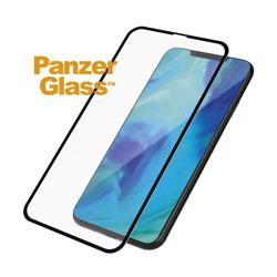 PANZERGLASS Edge to Edge Black Frame For iPhone XS Max