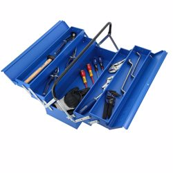 GAZELLE - G2021 21 Inch 5 tray cantilever tool box preview