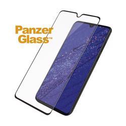 PANZERGLASS Huawei Mate 20 Black Curved Edges Case Friendly