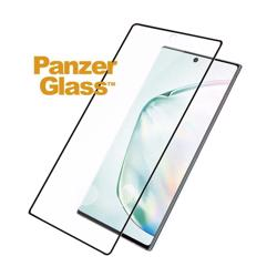 PANZER GLASS Case Friendly Screen Protector Black for Samsung Note 10+