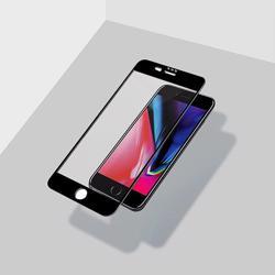 PANZERGLASS Case Friendly Jet Black / Black For iPhone 8/7/6S/6 Plus