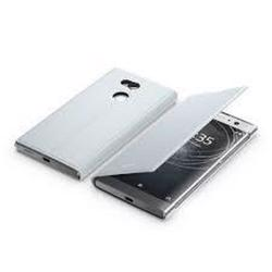 SONY Style Cover Stand for Xperia XA2 Ultra Silver