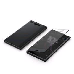SONY Xperia XZ1 Style Cover Touch Black preview