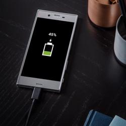 SONY Charging Cable 2 in 1 Micro USB and USB-C