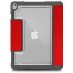 """STM Dux Plus Duo for Apple iPad 10.2"""" 2019 AP - Red"""