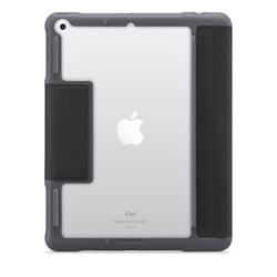 STM Dux Plus Duo Case for iPad 9.7 6th Gen Black
