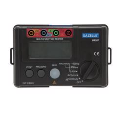 GAZELLE - Multifunction Electrical Tester preview