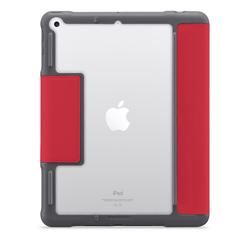 STM Dux Plus Duo Case for iPad 9.7 6th Gen Red