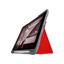 STM Dux Plus Rugged Case 2017 for iPad 9.7 Red