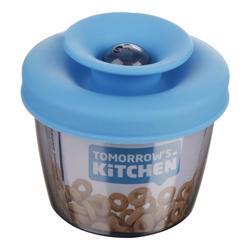 TOMORROW''''S KITCHEN PopSome Toddler Snack Dispenser Blue