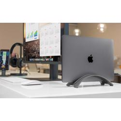 TWELVE SOUTH Bookarc Vertical Macbook Stand Space Gray