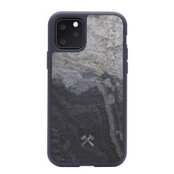 WOODCESSORIES Bumper Case for iPhone 11 Pro - Stone/Camo Gray