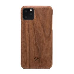 WOODCESSORIES Slim Case for iPhone 11 Pro - Walnut