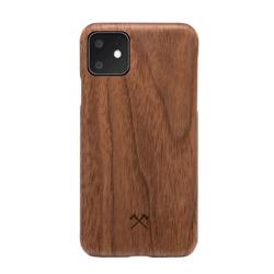 WOODCESSORIES Slim Case for iPhone 11 - Walnut
