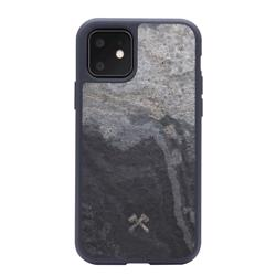 WOODCESSORIES Bumper Case for iPhone 11 - Stone/Camo Gray